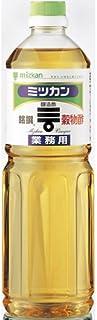 ミツカン 穀物酢(銘撰) 1L×12本