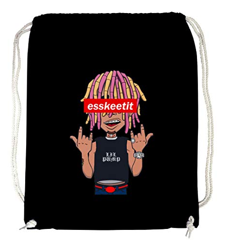 Certified Freak Lil Pump Gymsack Black