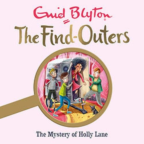 The Mystery of Holly Lane cover art
