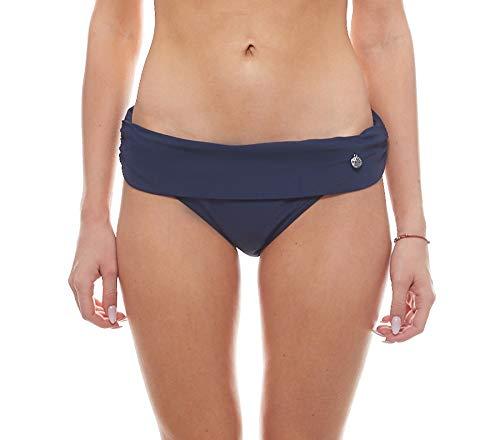 Beachlife Damen Bikini Hose blau 38