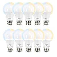 Diese SCHWAIGER LED-Leuchte verfügt über eine E27-Fassung und kann mit jedem herkömmlichen Leuchmittel mit der Fassung E27 ausgetauscht werden. Verbinden Sie die Leuchtmittel mit einer SCHWAIGER Gateway, können Sie die Leuchtmittel ganz bequem mit de...