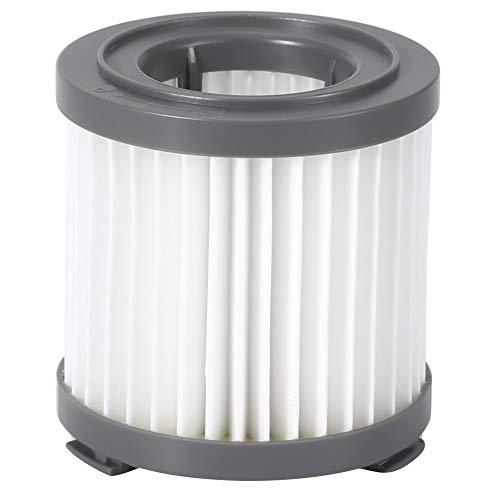 Filtro de aspiradora, reemplazo de filtro de aspiradora apto para Xiaomi JIMMY JV51 Tamaño de núcleo del filtro inalámbrico de mano: Aprox.6.4 * 6.4cm/2.5 * 2.5in