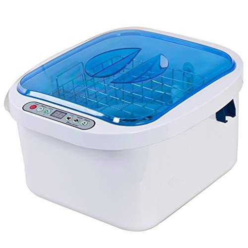 LYHD 12.8L Ultraschallreiniger, Haushalts-Obst- und Gemüse-Meeresfrüchte-Reiniger, Ozon-Entgiftungs-Reiniger