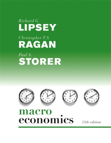 Macroeconomics with MyEconLab plus eBook 1-semester Student Access Kit (13th Edition)