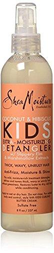 Shea Moisture Spray Démêlant Coco/Hibiscus Kids 237 ml