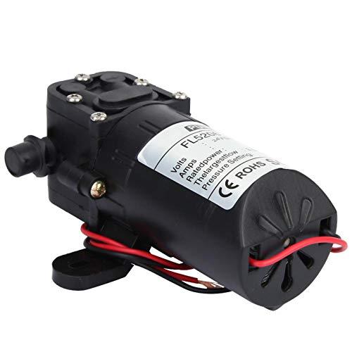 Bomba de Agua de diafragma Bomba de presión de Agua Durable para Equipos de pulverización de Alta presión(DC24V, Pisa Leaning Tower Type)