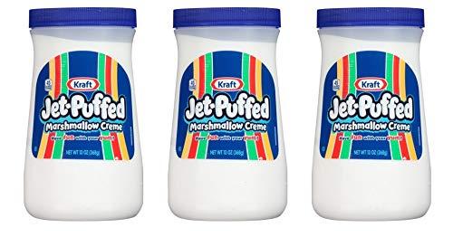 Jet Puffed Marshmallow Creme, 13 Ounce Jar