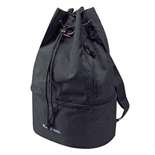 KLICKfix Unisex-Erwachsene Farradtasche Matchpack, schwarz - schwarz
