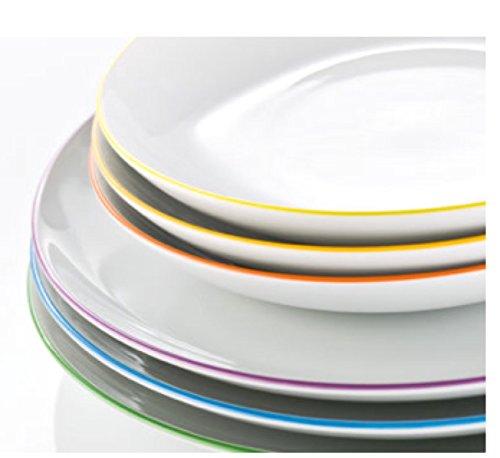 Arzberg Cucina Colori 6x Speiseteller Essteller Teller Ø26cm 6 Stück NEU 1.Wahl