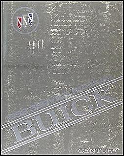Best 1992 buick century repair manual Reviews