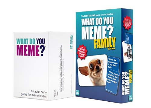 What Do You Meme? Family Bundle