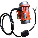 Nrpfell Velocidad Ajustable del Motor Vibrante de 15W 220V para MáQuina de...