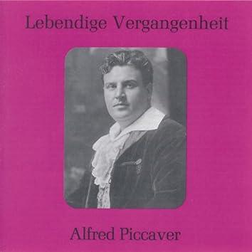 Lebendige Vergangenheit - Alfred Piccaver