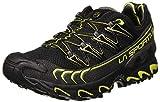 La Sportiva Ultra Raptor, Zapatillas de Trail Running Hombre, Multicolor (Black/Apple Green 000), 40 EU