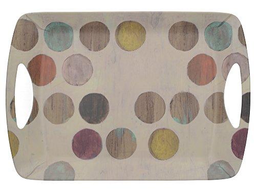 CREATIVE TOPS Bandeja para servir, Multicolor, Large
