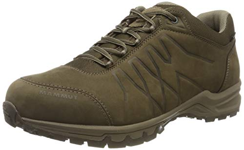Mammut Herren Mercury III Low GTX Wanderschuh, bark-Light bark, 42 EU