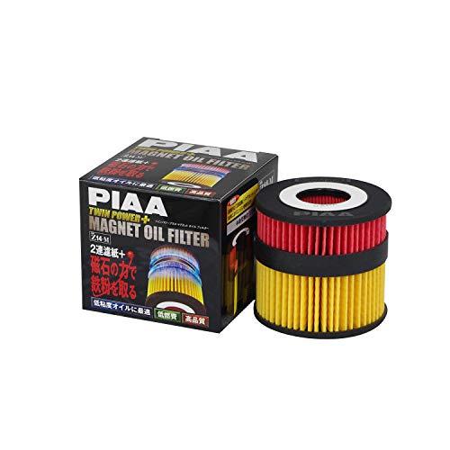 PIAA オイルフィルター ツインパワー+マグネット 1個入 [トヨタ/マツダ車用] ハリアー・レクサス・クラウン_他 Z14-M