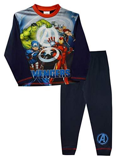 Marvel Avengers A Jungen Schlafanzug 4-5 Jahre