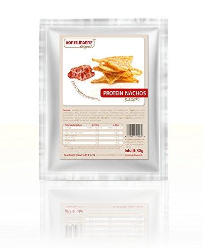 Konzelmanns Original - Protein Nachos Bacon - 1 x 30g