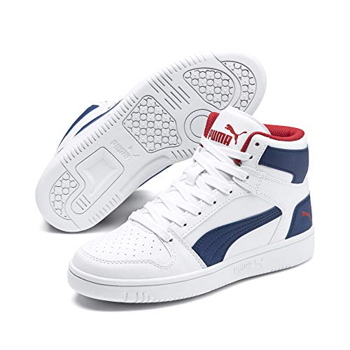 PUMA, Rebound Layup Sl Jr Sneakers voor kinderen, uniseks
