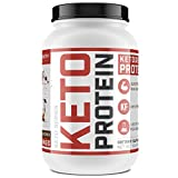 Premium Ketogenic Protein Powder - 10.8-11.6g Pure Keto Protein in Every Scoop | 1.36 lbs, New from Sheer Strength Labs