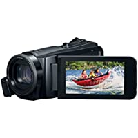Canon VIXIA HF W11 Full HD 1080p 32GB Flash Memory SDHC/SD Waterproof Camcorder with 40x Optical Zoom, 3