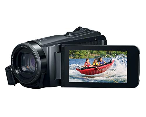 Canon VIXIA HF W11 Video Camera Camcorder with Built-in Memory (32GB), Waterproof, Shockproof, 40X Optical and 60X Dynamic Zoom
