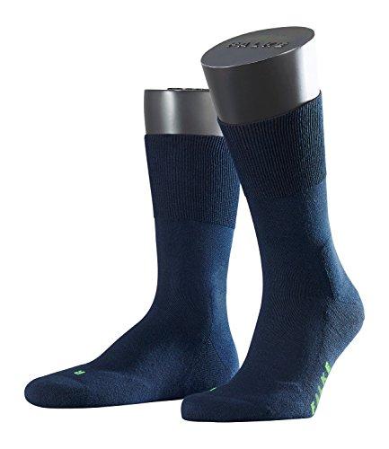 FALKE unisex Laufsocken Kurzstrümpfe RUN 16605 6Paar, Farbe:Blau;Sockengröße:46-48;Artikel:16605-6120 marine