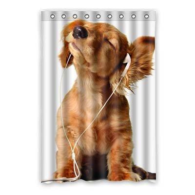 Dalliy Brauch H& Wasserdicht Polyester Shower Curtain Duschvorhang 120cm x 183cm