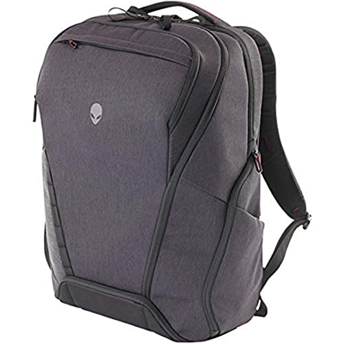Dell Alienware Area-51m Elite Gaming Laptop Backpack, 17-Inch, Gray/Black (AWA51BPE17)