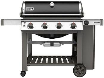 Genesis II SE-410 Premium 4-Burner 48,000-BTU LP Gas Grill