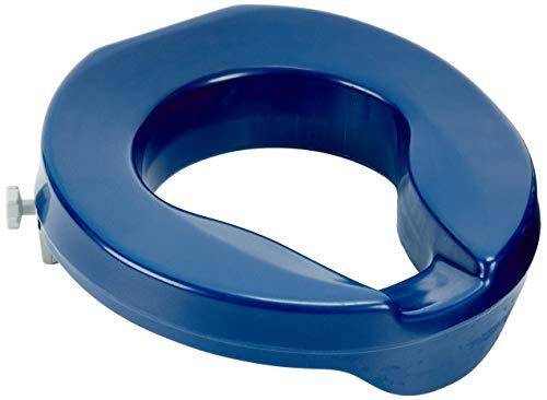 Gordon Ellis AD161079 toiletbrilverhoger, 10 cm, donkerblauw 5cm Donkerblauw