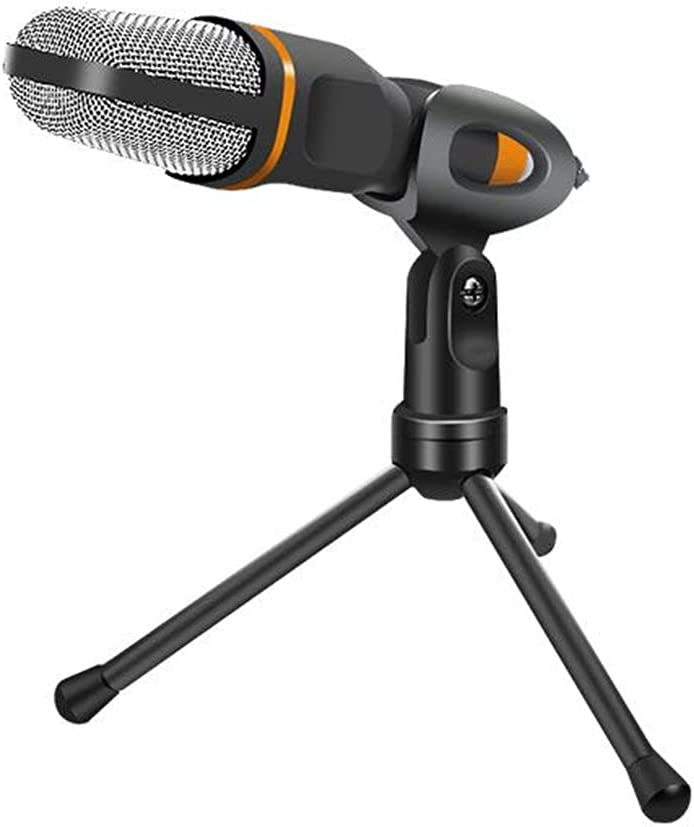 Emilykylie Computer Microphone with Bracket Voice Plug Award-winning store Bombing new work USB Game