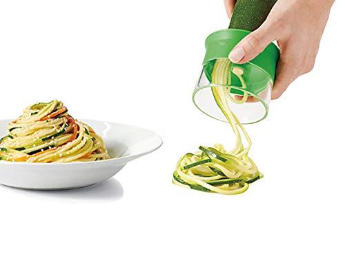 scarlet kitchen   Spiralschneider »1 Blade« mit Edelstahlklinge; auch bekannt als Slicer bzw. Twister