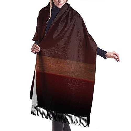 YANAIX Women's Fall Classic Winterschal, Musical Theatre Orchestra Symphony Theme Bühnenvorhänge Klaviercello, Schal Warm Soft Chunky Large Blanket Wrap Schal Schals