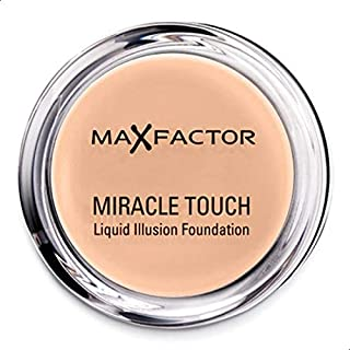 Max Factor Miracle Touch Liquid Illusion Foundation , Pearl Beige 35