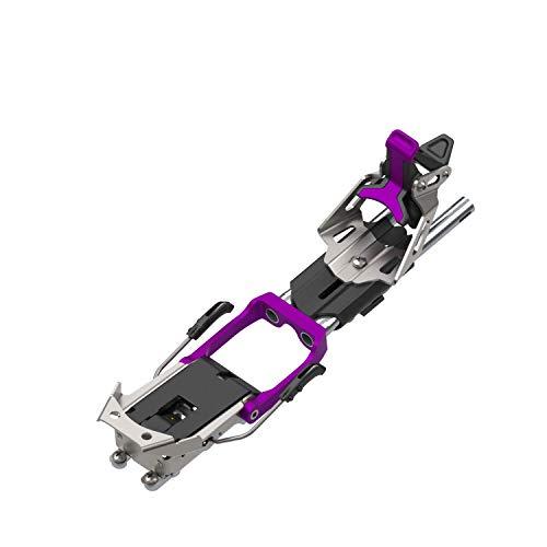 Bishop BMF/3 75mm Telemark Ski Binding w/ 100mm Brakes