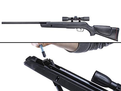 Gamo 6110017154 Varmint Air Rifle .177 Cal (Rifle + Pellet Pen Bundle)