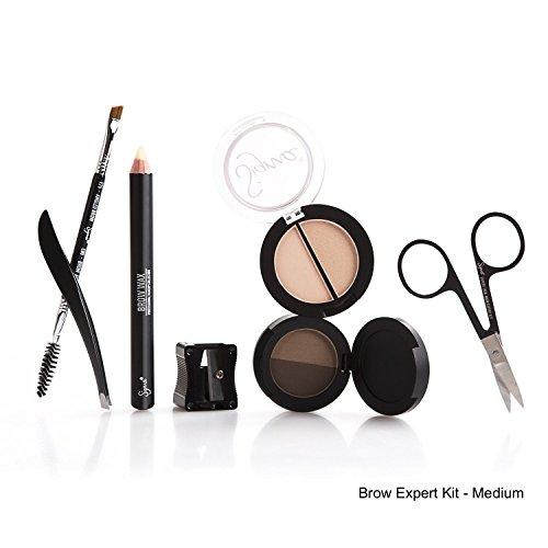 Sigma Beauty Augenbrauen-Set, dunkel