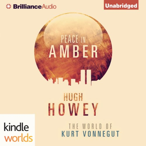 Peace in Amber audiobook cover art