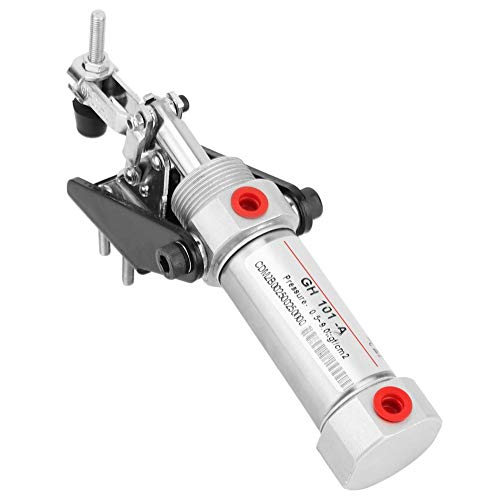 Professional Metal Cylinder Pneumatic Clamp Hold Down Clamp 1/8