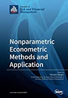 Nonparametric Econometric Methods and Application