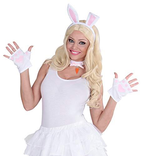 Widmann wid9742b ? Mode et accessoires Bunny Set, Blanc, Taille unique