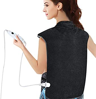 Moico Back & Shoulder Pain Electric Heating Pad