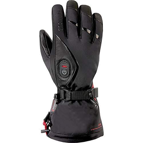 Snowlife Damen Heat GTX Handschuhe, Black, L