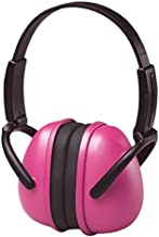 ERB Safety 14242 239 Foldable Ear Muff, One Size, Pink