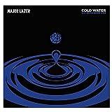 MZDesign Major Lazer Cold Water Single Music Album Leinwand