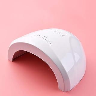 CJF 48w del Clavo Hornear máquina de la Terapia de luz llevó la luz de la inducción de Secado rápido el Esmalte de uñas lámpara de fototerapia para el hogar Especial de Secado