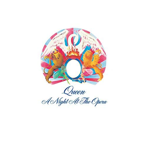 A Night at the Opera-Uhq-CD