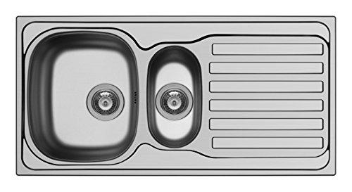 ROLLER Einbauspüle DERBY - Edelstahl - Unterschränke ab 60 cm